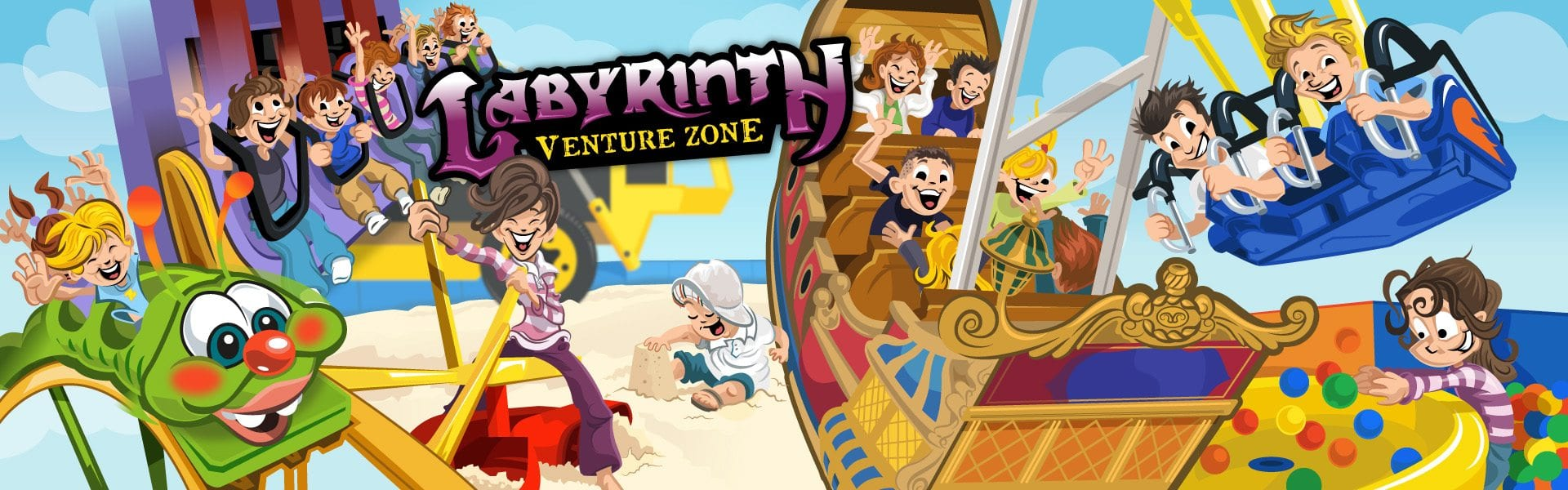 Labyrinth Venture Zone