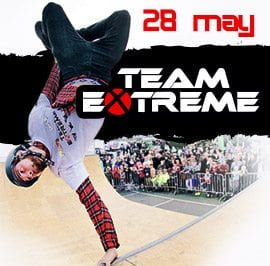Team Extreme at Twinlakes Park