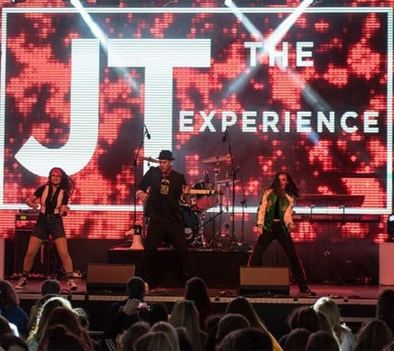 Jt experience