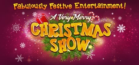 A very Merry Christmas show_ent