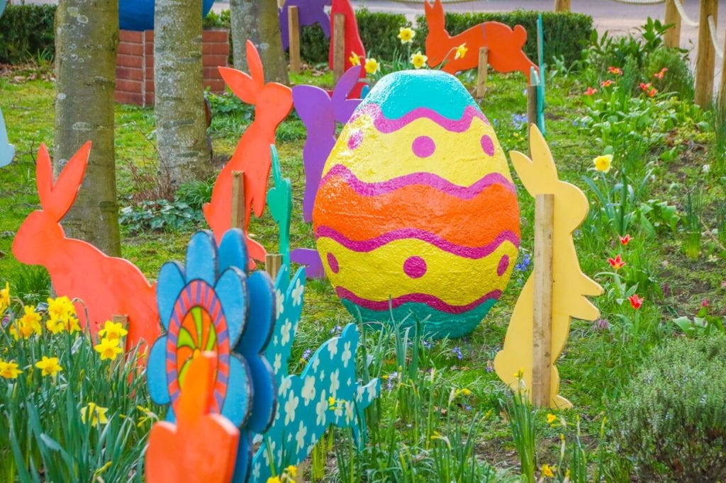 Easter Grotto