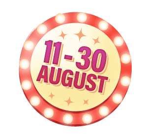 circus august date 11 - 30