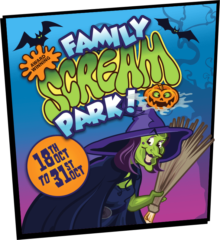 Mobile family scream banner 2019