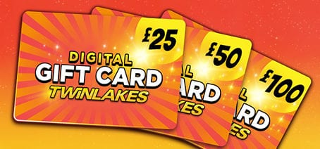 Twinlakes gift vouchers page banner